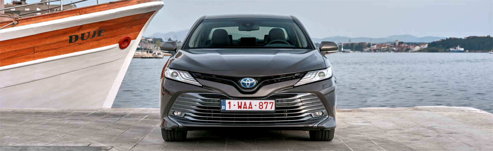 toyota camry frontal