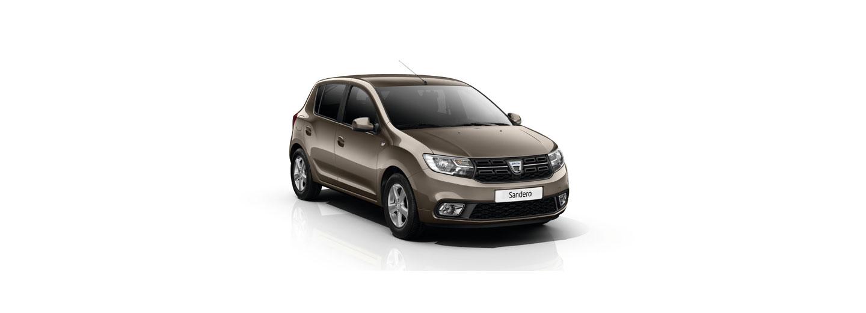 Dacia Sandero gris