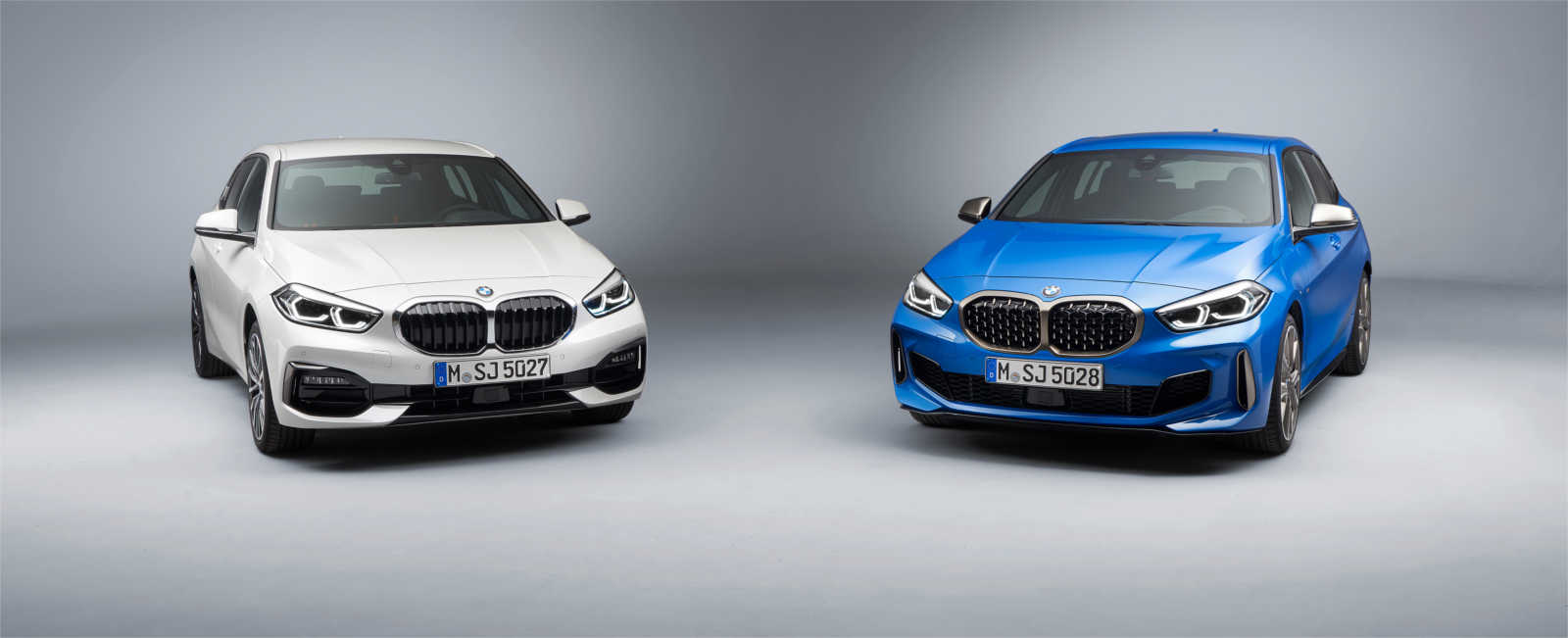 frontal bmw serie 1