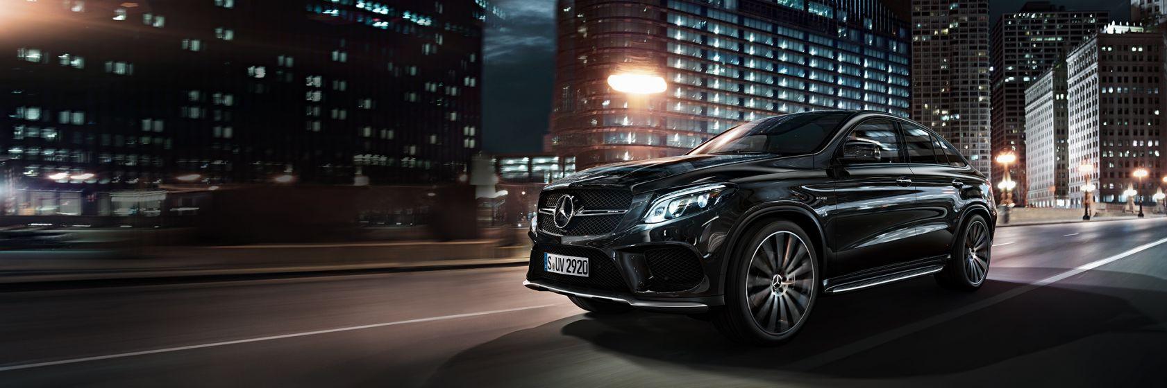 Mercedes gle negro