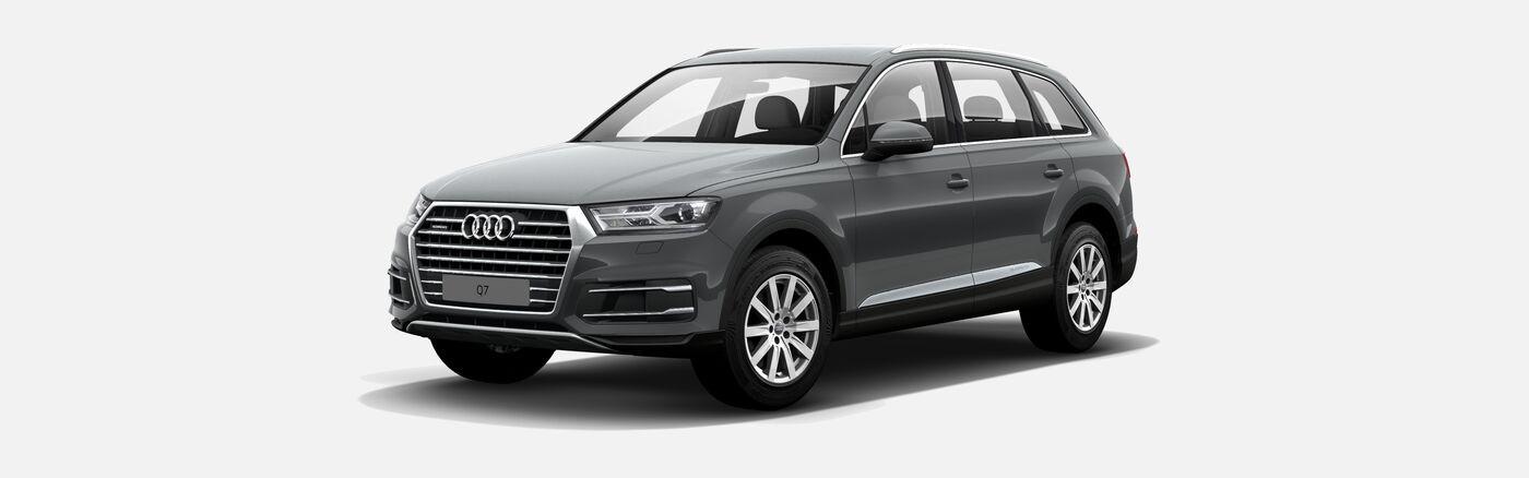 Audi q7 gris