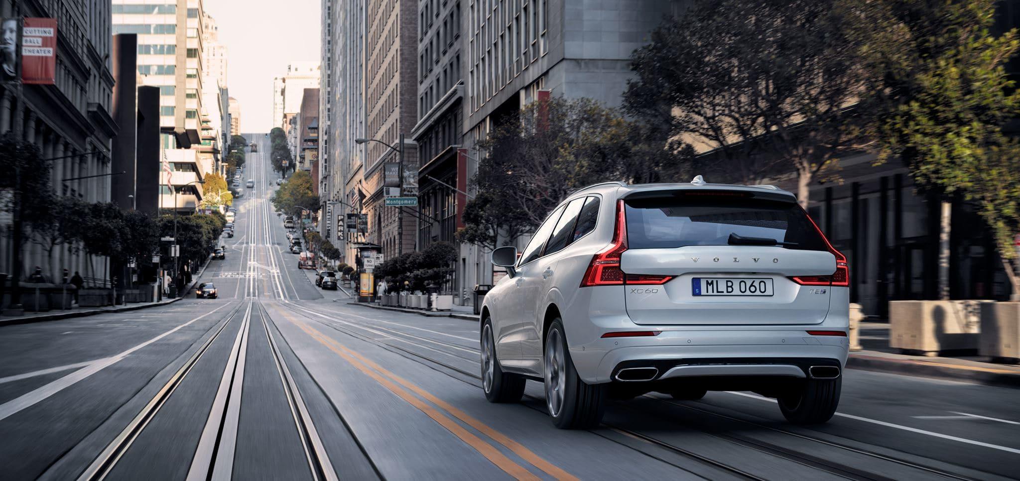 Volvo xc60 blanco