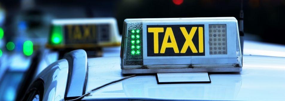señal de taxi españa