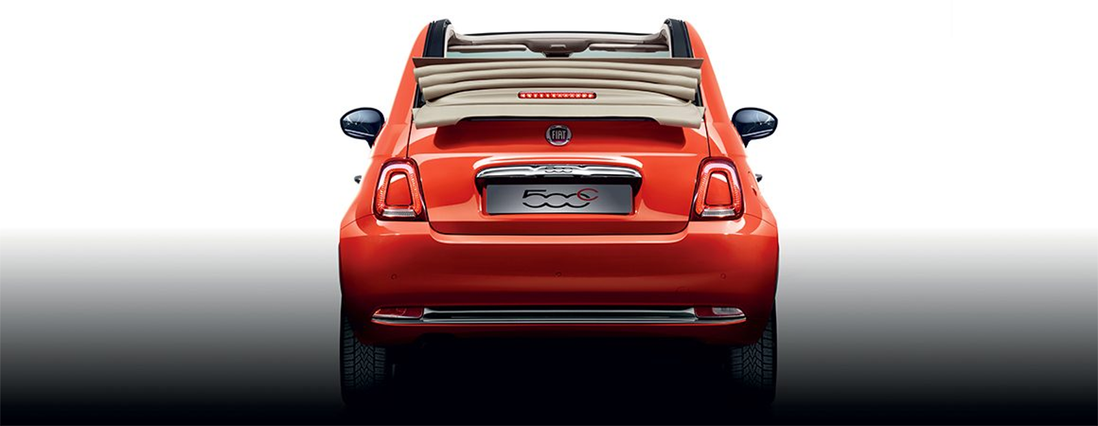 Lateral Fiat 500C