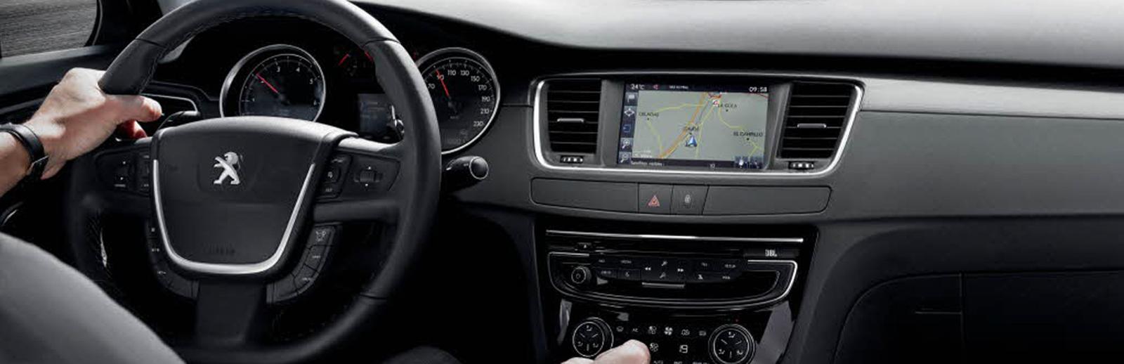 Interior Peugeot 508