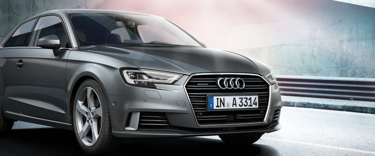 Lateral audi a3