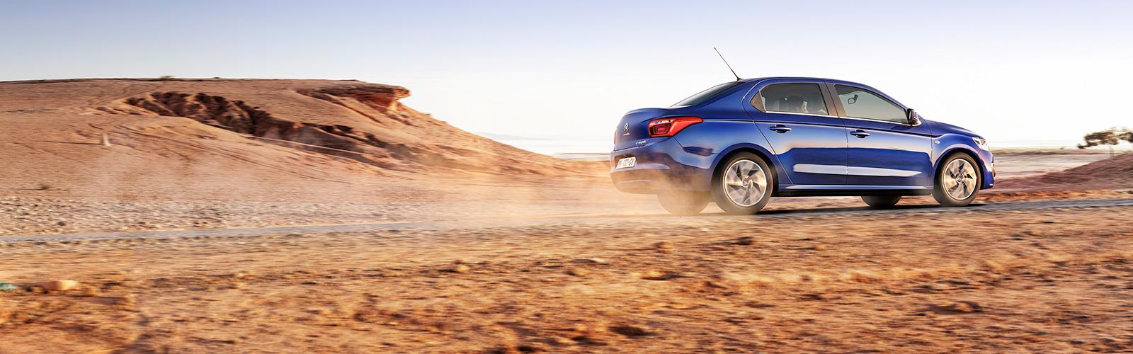 La conducción del C-Elysée destaca por ser confortable, cómoda y fácil.
