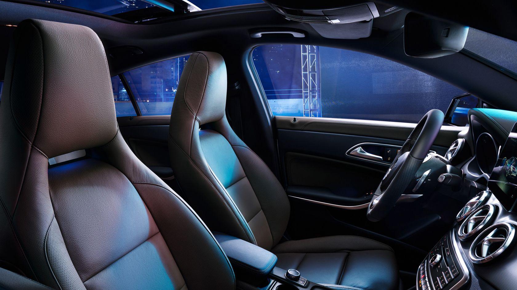 Interior Mercedes CLA