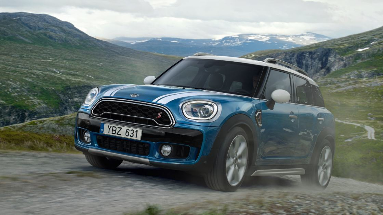 Lateral Mini Countryman
