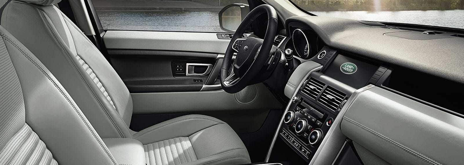 Interior discovery sport