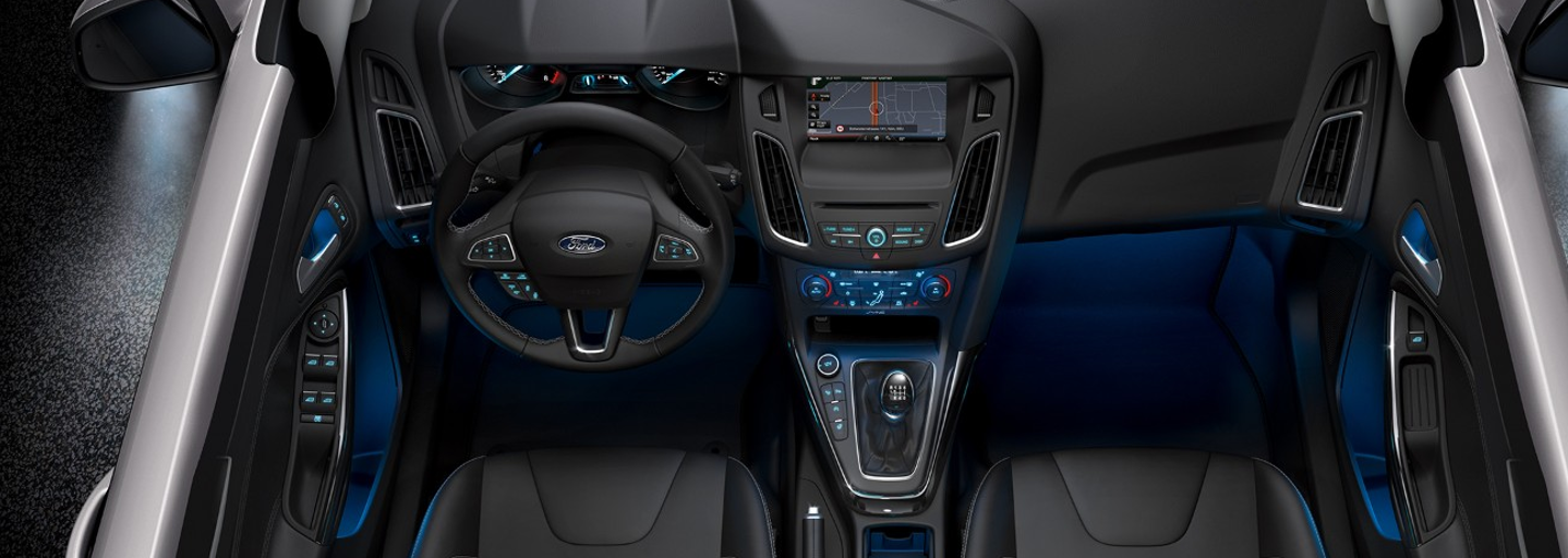Interior Ford Focus