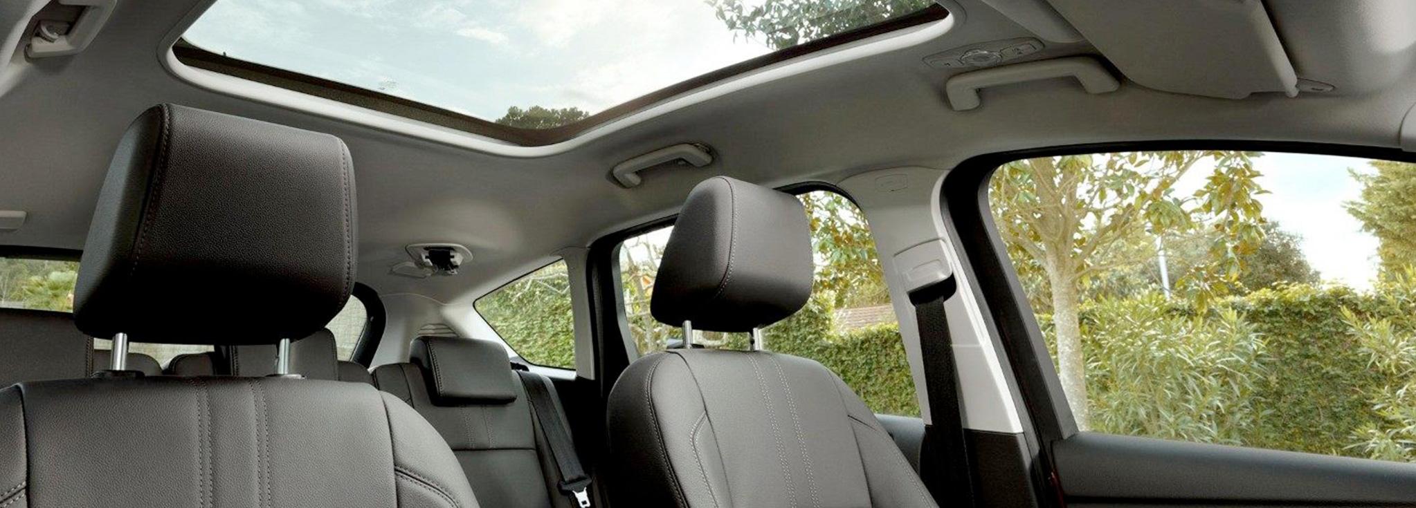 Interior del ford c max