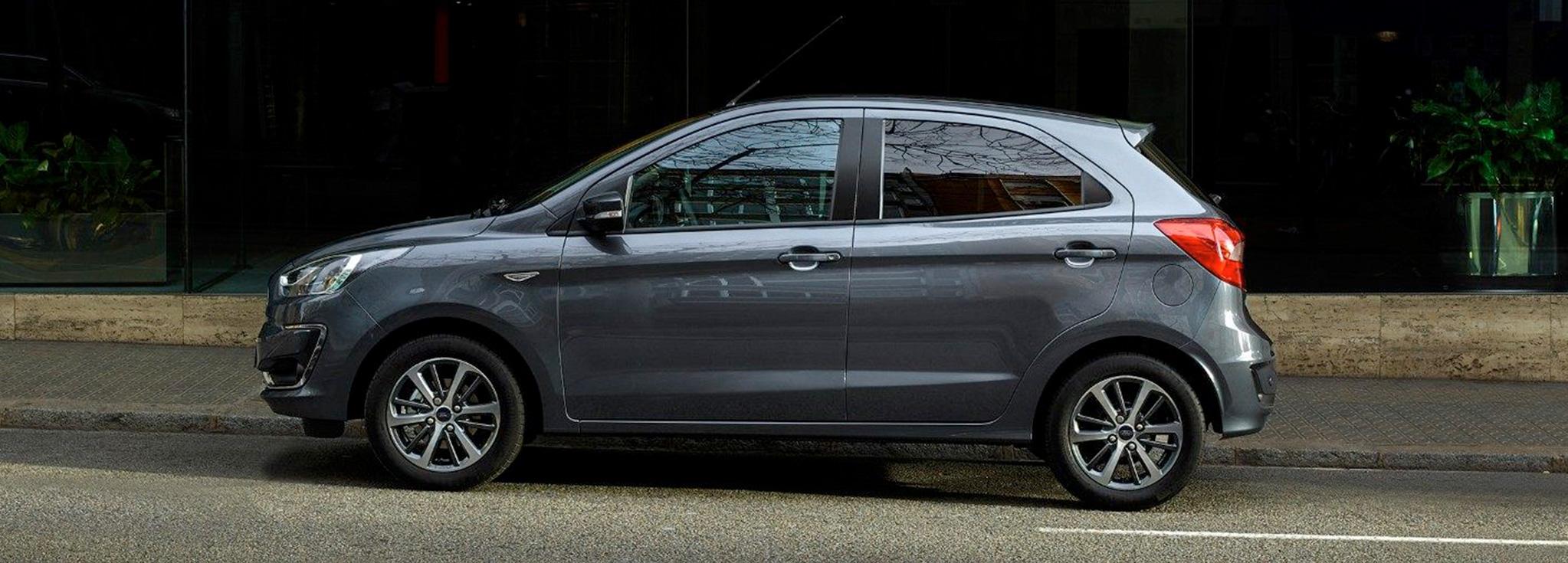 Exterior Ford Ka+ Plata