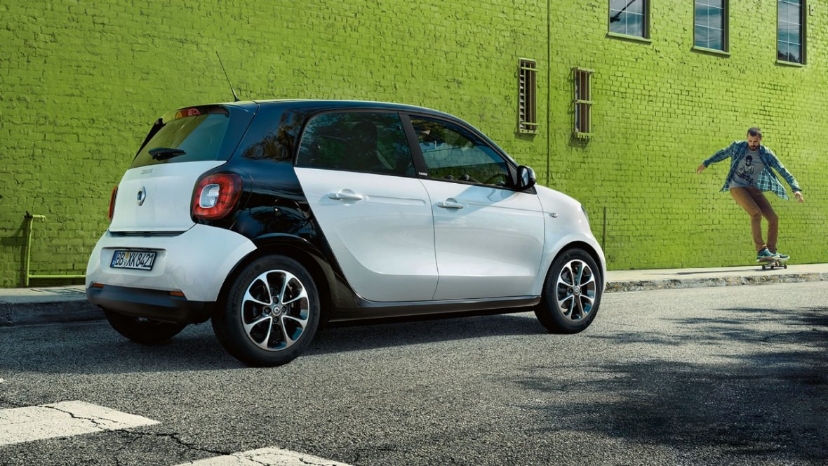 Lateral Smart forfour