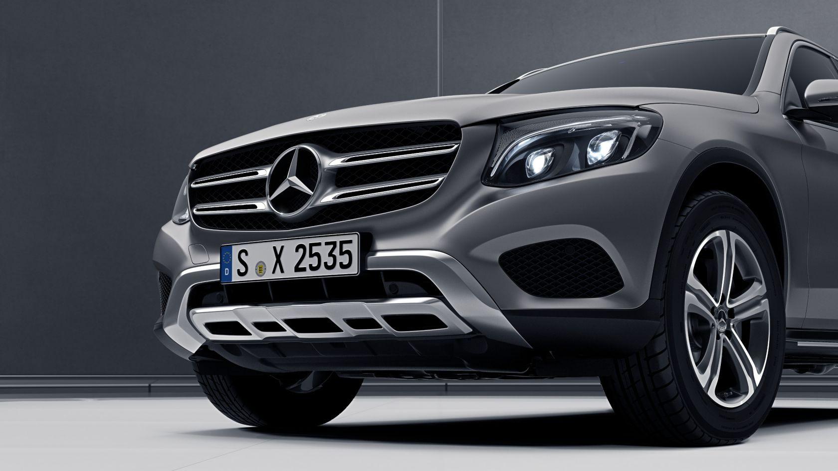 Morro Mercedes GLC