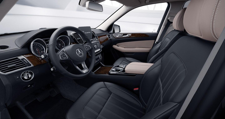 Interior Mercedes GLS