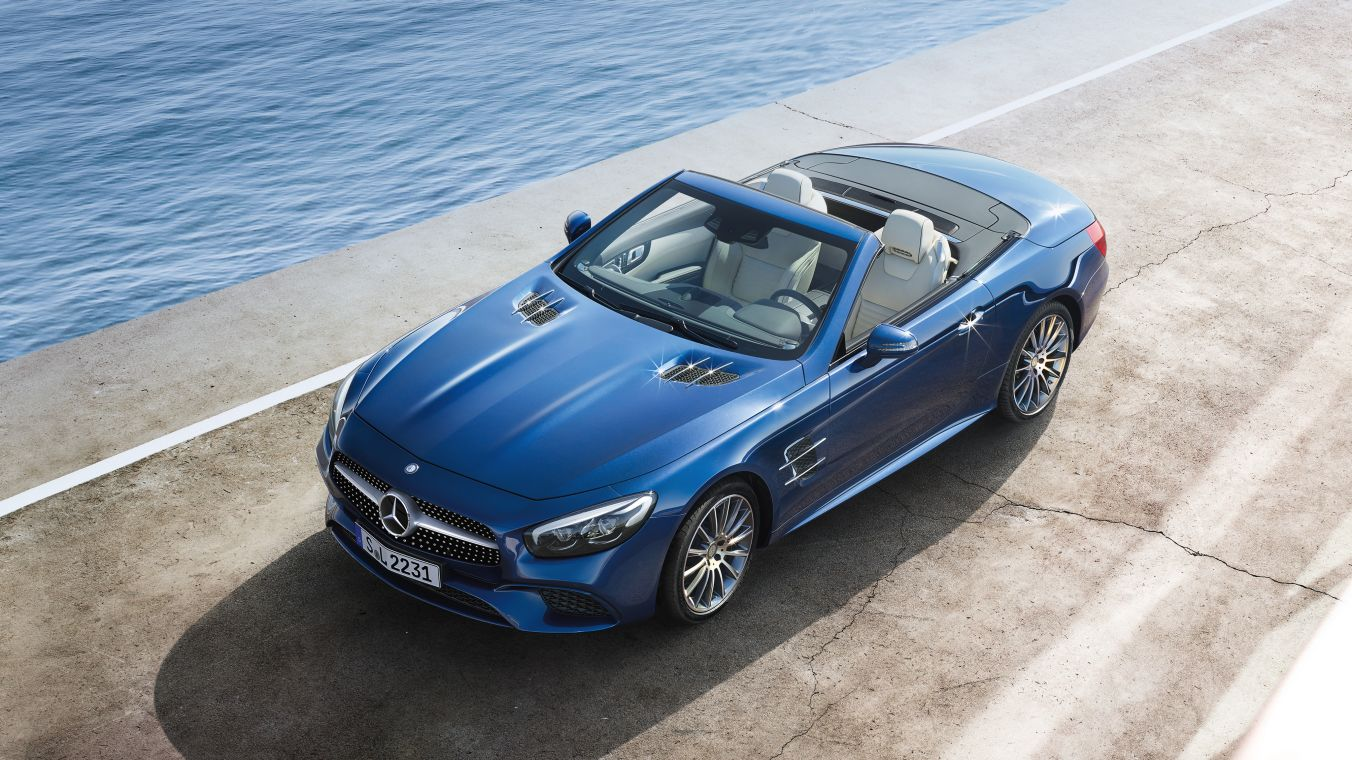 lateral sl roadster