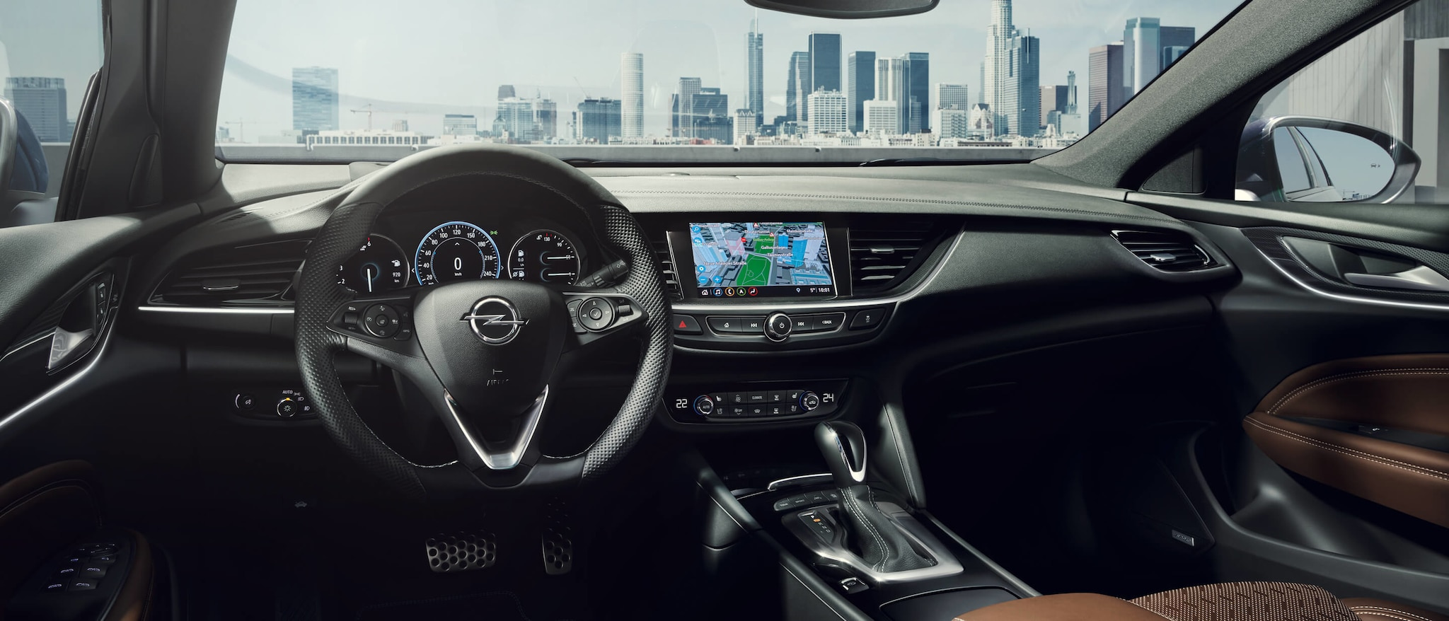 Interior Opel Insignia Sports Tourer