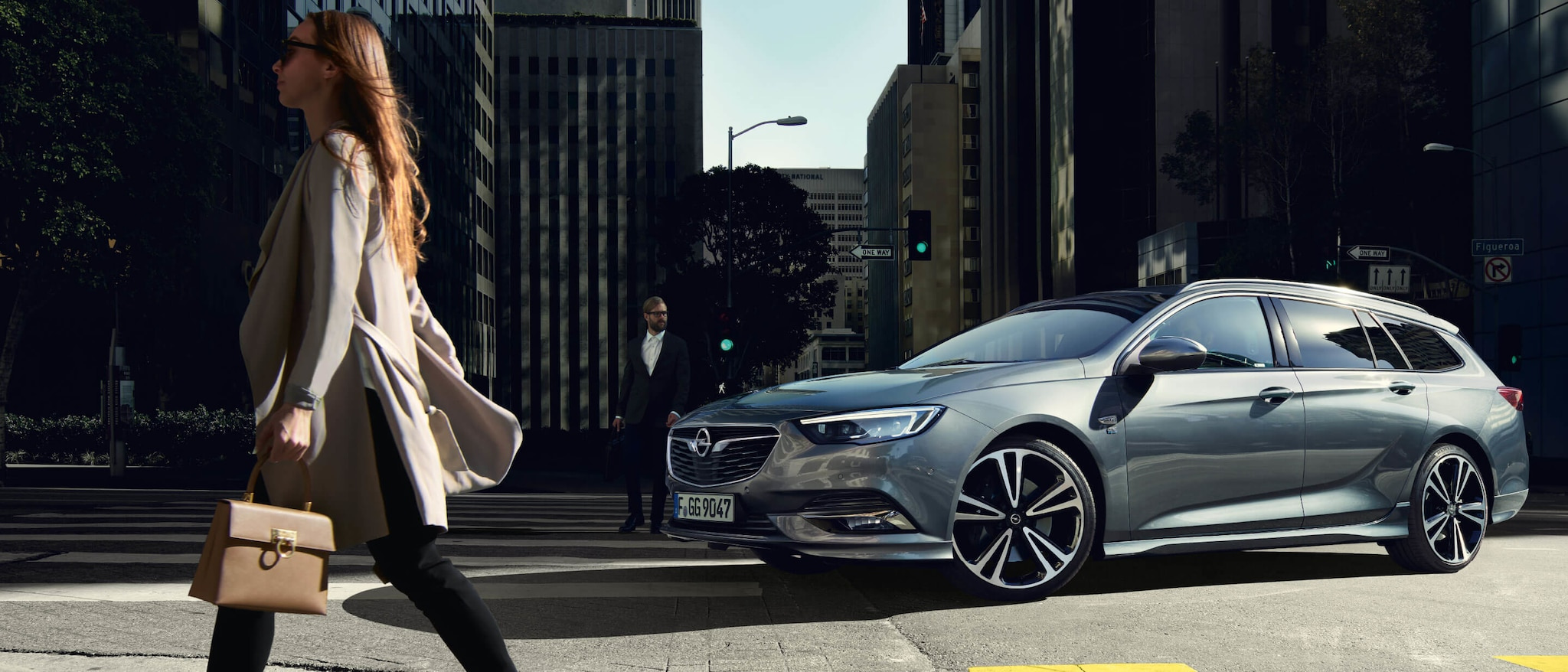 Lateral Opel Insignia Sports Tourer