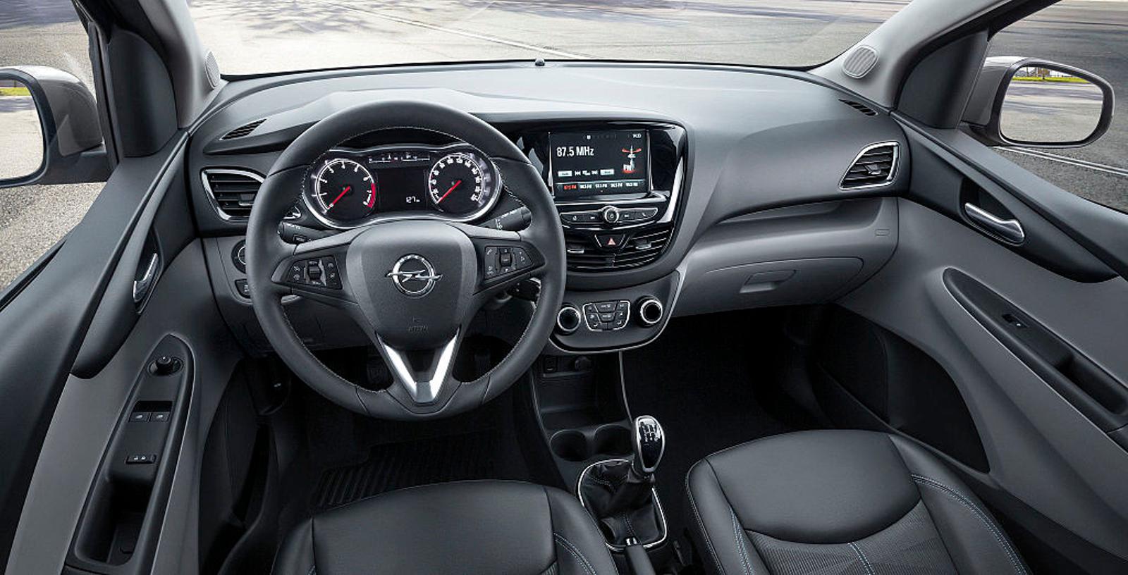 Interior Opel Karl