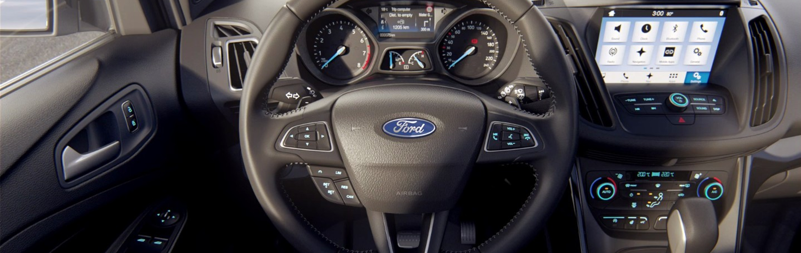Volante Ford Kuga