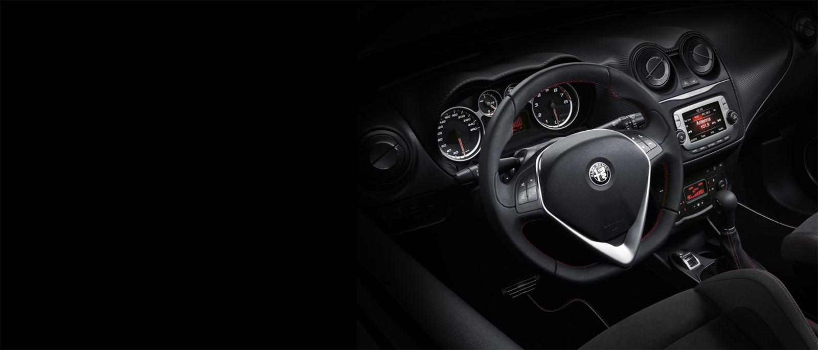 Interior Alfa Romeo MiTo