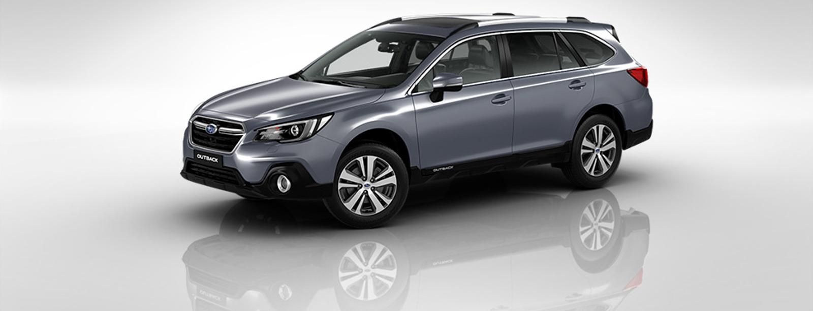 Perfil Subaru Outback