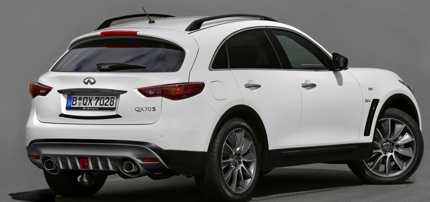 lateral qx70