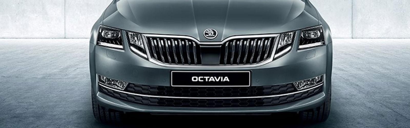 Elije entre uno de los muchos motores que te ofrece el Skoda Octavia