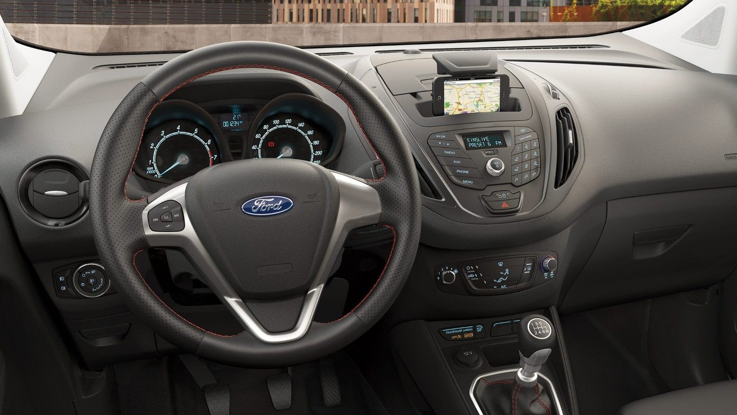Interior Ford Tourneo Courier