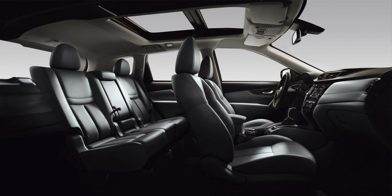 Interior Nissan X-trail