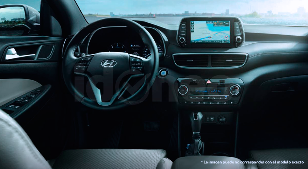 Hyundai Tucson (1/3)