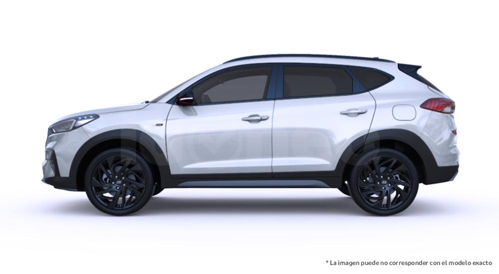 Hyundai Tucson (3/5)
