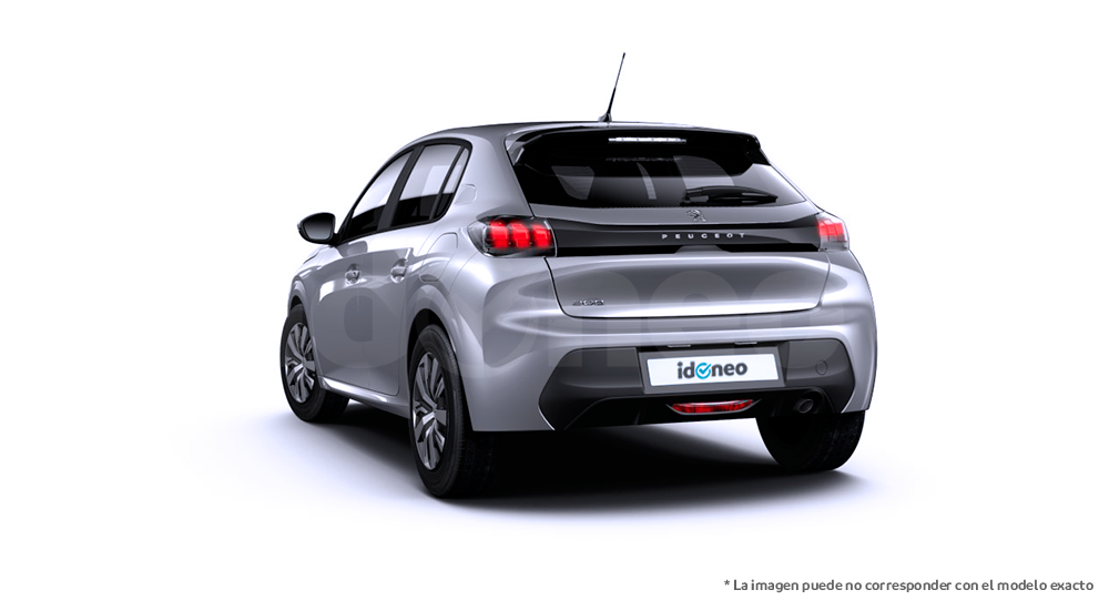 Peugeot 208 5 Puertas (3/3)