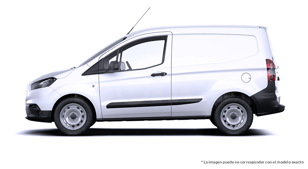 Ford Transit Courier (2/3)