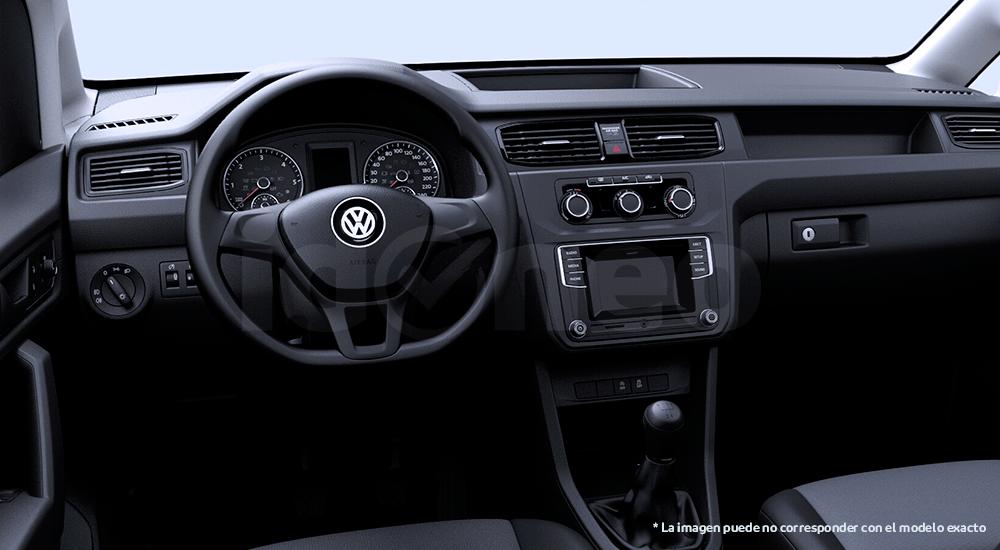 Volkswagen Caddy (1/3)