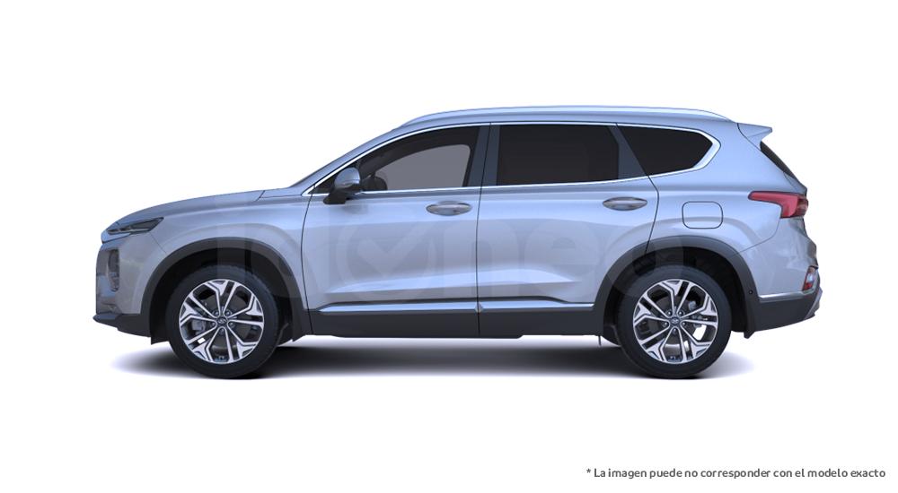 Hyundai Santa Fe (2/3)