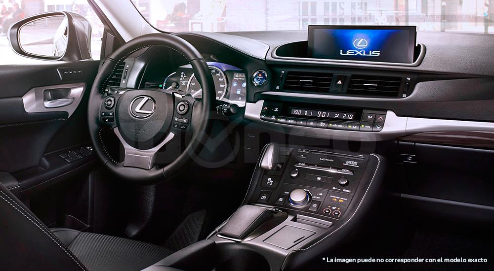 Lexus CT 200h (1/3)