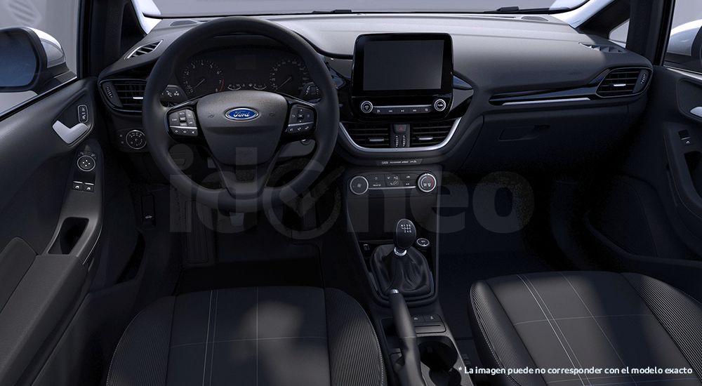 Ford Fiesta (1/3)