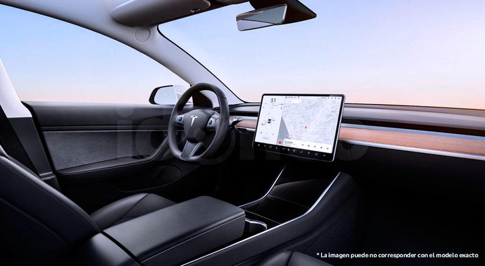 Tesla Model 3 (1/2)
