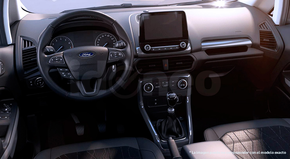 Ford EcoSport (1/3)