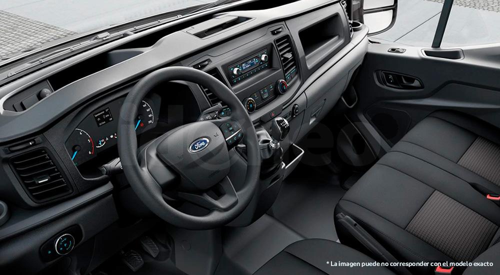 Ford Transit (1/3)