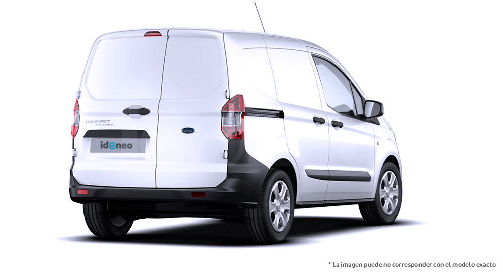 Ford Transit Courier (3/3)