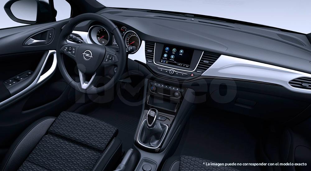 Opel Astra 5 puertas (1/3)