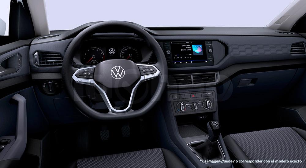 Volkswagen T-Cross (1/3)