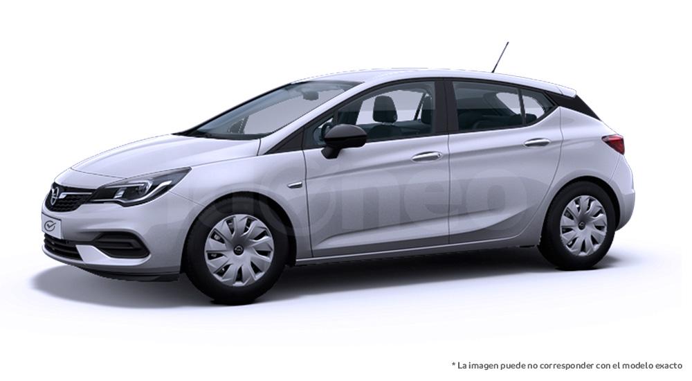 Opel Astra 5 puertas (2/3)