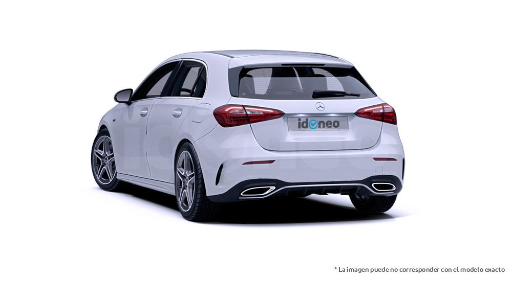 Mercedes Benz Clase A Compacto (3/3)