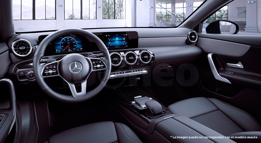 Mercedes Benz Clase A Compacto (1/3)