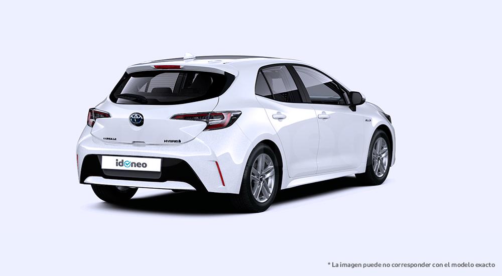 Toyota Corolla (3/3)