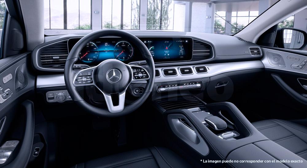 Mercedes Benz GLC Coupé (1/2)